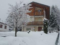 Ronzone Casa Belvedere - inverno