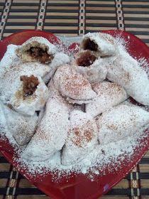 Vegan Vegetarian, Vegetarian Recipes, Greek Cookies, Greek Recipes, Food Art, Chocolate Cake, Tart, Food And Drink, Sweets
