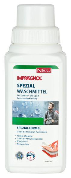 Imprägnol Waschmittel für Outdoor- und Funktionskleidung 250ml