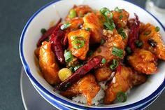 Authentic Asian Recipes: General Tso's Chicken Recipe
