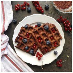 Éhezésmentes karcsúság Szafival - Vegán gorfi Waffles, Breakfast, Free, Morning Coffee, Waffle