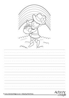 Holiday Story Paper
