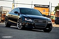 Audi A5 Coupe.. Damn black is sexy