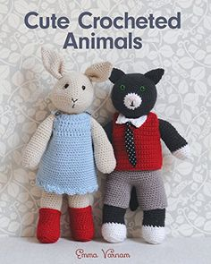 Cute Crocheted Animals: 10 Well-Dressed Friends to Make b... https://www.amazon.co.uk/dp/1784942014/ref=cm_sw_r_pi_dp_x_G4VLyb50319DJ
