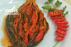 Köfteli Patlıcan Ve Kabak Aşkı Tarifi nasıl yapılır? 392 kişinin defterindeki bu tarifin resimli anlatımı ve deneyenlerin fotoğrafları burada. Yazar: Elif Curga