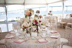 Marriott Coronado Tent wedding