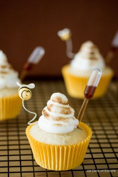 Camomile Cupcakes 1