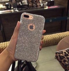 Image about glitter in IPhone by Danielle Alfred Cute Iphone 7 Cases, Bling Phone Cases, Diy Phone Case, Iphone Phone Cases, Iphone Case Covers, Coque Iphone 4, Accessoires Iphone, Aesthetic Phone Case, Mobile Cases