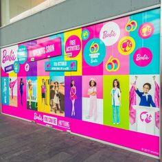 Mattel's anniversary celebrations for Barbie continue at a six-week UK pop-up store stocked with limited-edition apparel, accessories and dolls . Barbie Store, Barbie Box, Barbie Dolls, Moving House Tips, Life Size Barbie, Liverpool One, Cow Nails, You Can Be Anything, Ballet Girls