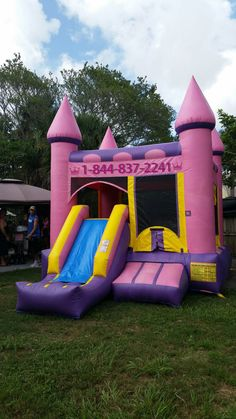 10 best moonwalks inflatables images bouncy castle bounce rh pinterest com