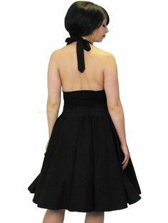 Back of the same dress...