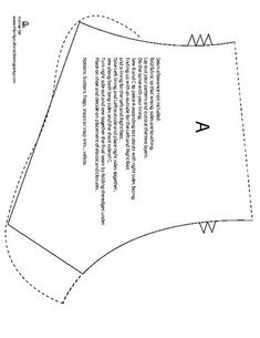 basic spats pattern- mans costume.