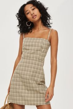 Shop the latest need-to-have dresses at Topshop. From party dresses, to maxis and midis, find your new season style. Order now for free collection at Topshop. Zara Shop, Strapless Dress, Bodycon Dress, Mini Slip Dress, Check Dress, Mini Dresses, Floral Dresses, Party Dresses, Women's Dresses