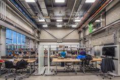 Galería de Centro de ingeniería de la Universidad de Oakland / SmithGroupJJR - 6