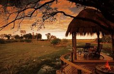 Moremi Game Reserve | Mombo Camp