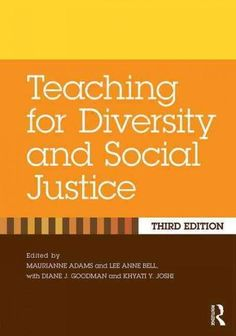 democracy diversity and social justice education The current system of education in england is beginning to education, justice and democracy equality between the social classes has never been reached in.