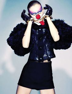 44 Couture Clown Fashion Finds