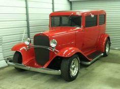 1932 Chevy Sedan