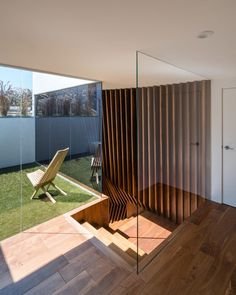 Large sliding glass doors open onto the garden where Jean\u0027s son can play. It & The 76 best Japanese interiors images on Pinterest in 2018 ...