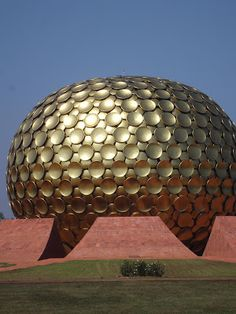 Auroville – Home of Human Unity http://jouljet.blogspot.com/2013/05/auroville-home-of-human-unity.html