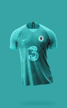 Sports Jersey Design, Baskets, Sport Mode, Club Shirts, Soccer Jerseys, Sport T Shirt, Activewear, Jade, Chelsea