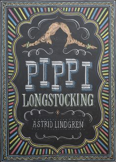 Upcoming Dana Tanamachi Pippi Longstocking cover for Penguin. Love her work, so excited!