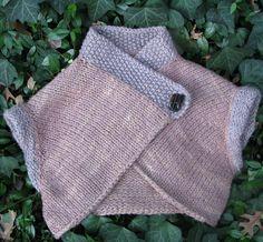 Nob Hill shrug - Spring 2008 - Knitty