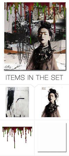 """""""•´º´+++´º´•"""" by bellatz ❤ liked on Polyvore featuring art"""