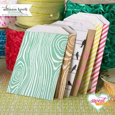 GASP! I might have just fallen out of my chair when I saw these!!! - Websters_pages_allison_kreft_sweetnotes_minibags