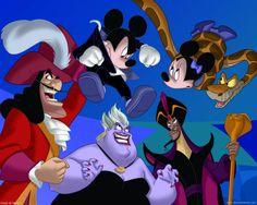 124 Best Disney Villains Images Disney Villains Disney Characters
