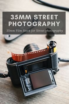 Depending on how long you've been shooting film, you have likely wondered how different film stocks perform for street photography. Below are 3 film Street Photography Tips, Photography Guide, Film Photography, Learn Photography, Best 35mm Film, Everything Film, Film Stock, Pinhole Camera, Instant Film Camera
