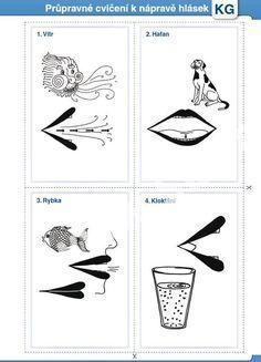 logopedie - nácvik hlásky L - Sök på Google Teaching, Logos, Google, Psp, Psychology, Education, Therapy, Psicologia, Learning