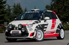 "Superturismo WRC 17"" on Fiat 500"