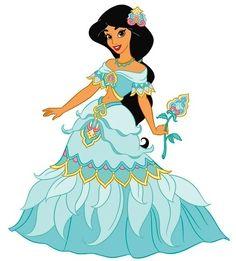 Photo of Princess Jasmine for fans of Disney Princess 6579957 Disney Princesse Jasmine, Jasmine Disney, Princesa Jasmine, Aladdin And Jasmine, Princesa Disney, Disney Princess Dress Up, Disney Princess Fashion, Disney Style, Disney Princesses