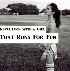 girl runner motivation