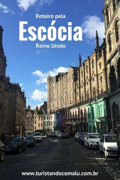 Uma viagem de 5 dias pela Escócia para conhecer tudo que o país tem de bom. Roteiro completo.