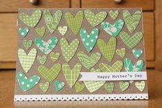 green hearts :)