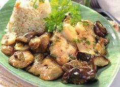 Potato Salad, Potatoes, Meat, Chicken, Ethnic Recipes, Food, Cooking, Potato, Essen