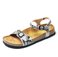 Fashiondiary Women's Quick Dry Buckle Sandals * Details can be found by clicking on the image.