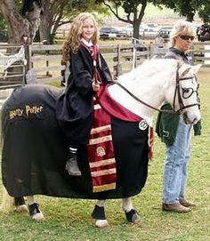 Harry Potter  Hermione | Horse  Rider Costumes