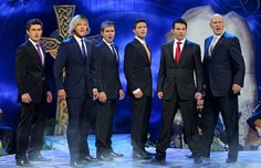 10. Oh, look! Another picture of Celtic thunder....See Celtic Thunder in concert.