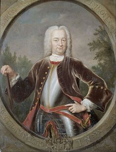 Gustaaf Willem, Baron van Imhoff
