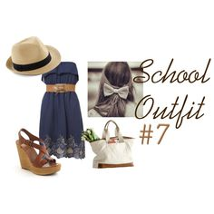 """Back To School: Outfit #7"" by volleyball292 on Polyvore"