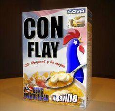Puerto Rican Corn Flakes