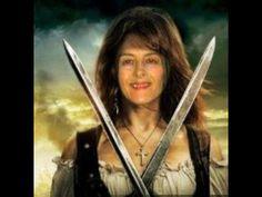 Pirate Noela Nancarrow - Third Mate!