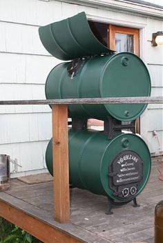 My homemade smoker. - Home Brew Forums