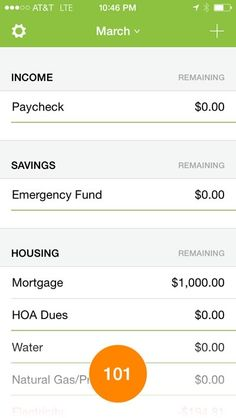 Free Dave Ramsey Budgeting App | Budget app, Dave ramsey and ...