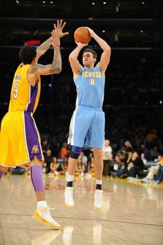 separation shoes 1f9b2 d3913 Danilo Gallinari - Official Website. Meg Krautsch · Denver Nuggets