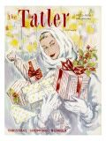 Tatler Christmas Shopping Number Front Cover, 1956. Tatler Christmas Shopping Number Front Cover, 1956 Giclee Print by. Product size approximately 18 x 24 inches. Available at Art.com. Embrace your Space - your source for high quality fine art posters and prints.. Price: $49.99
