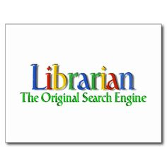 Librarian Original Search Engine merchandise available on a full range of products here in my store.